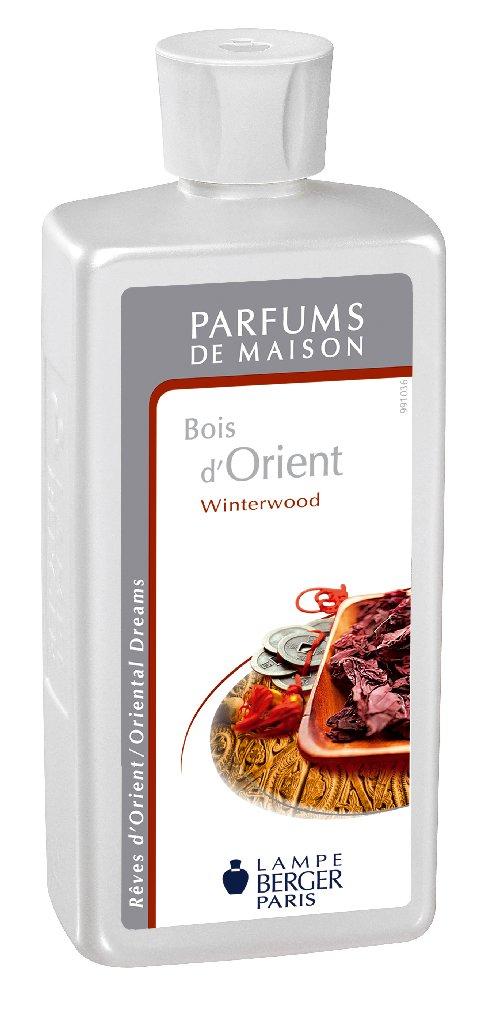 Interiérový parfém Exotické dřevo - Lampe Berger
