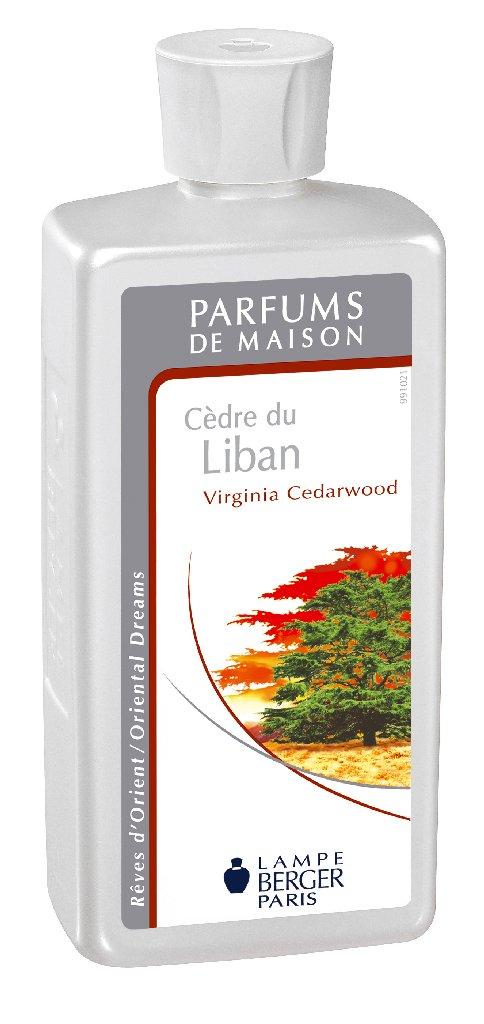 Interiérový parfém Libanonský cedr - Lampe Berger