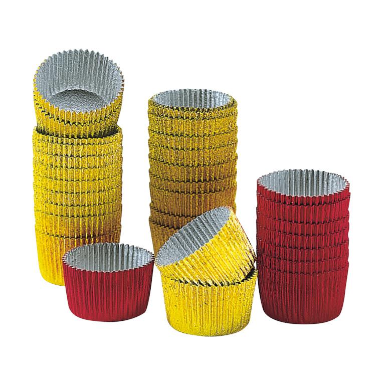 Hliníkové formičky na pralinky Ø 3 cm, Muffins&Co! - KAISER Original