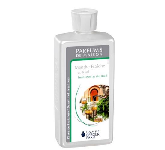 Interiérový parfém Máta z Rijádu - Lampe Berger