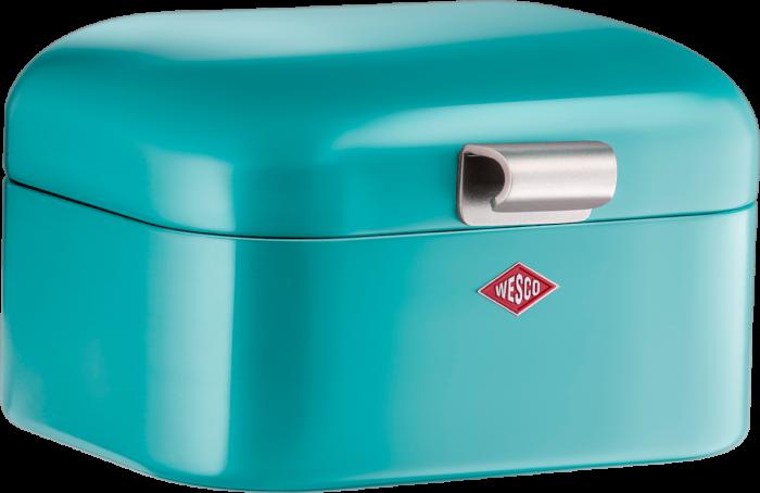 Box Mini Grandy 18 x 17 x 12 cm, tyrkysový - Wesco