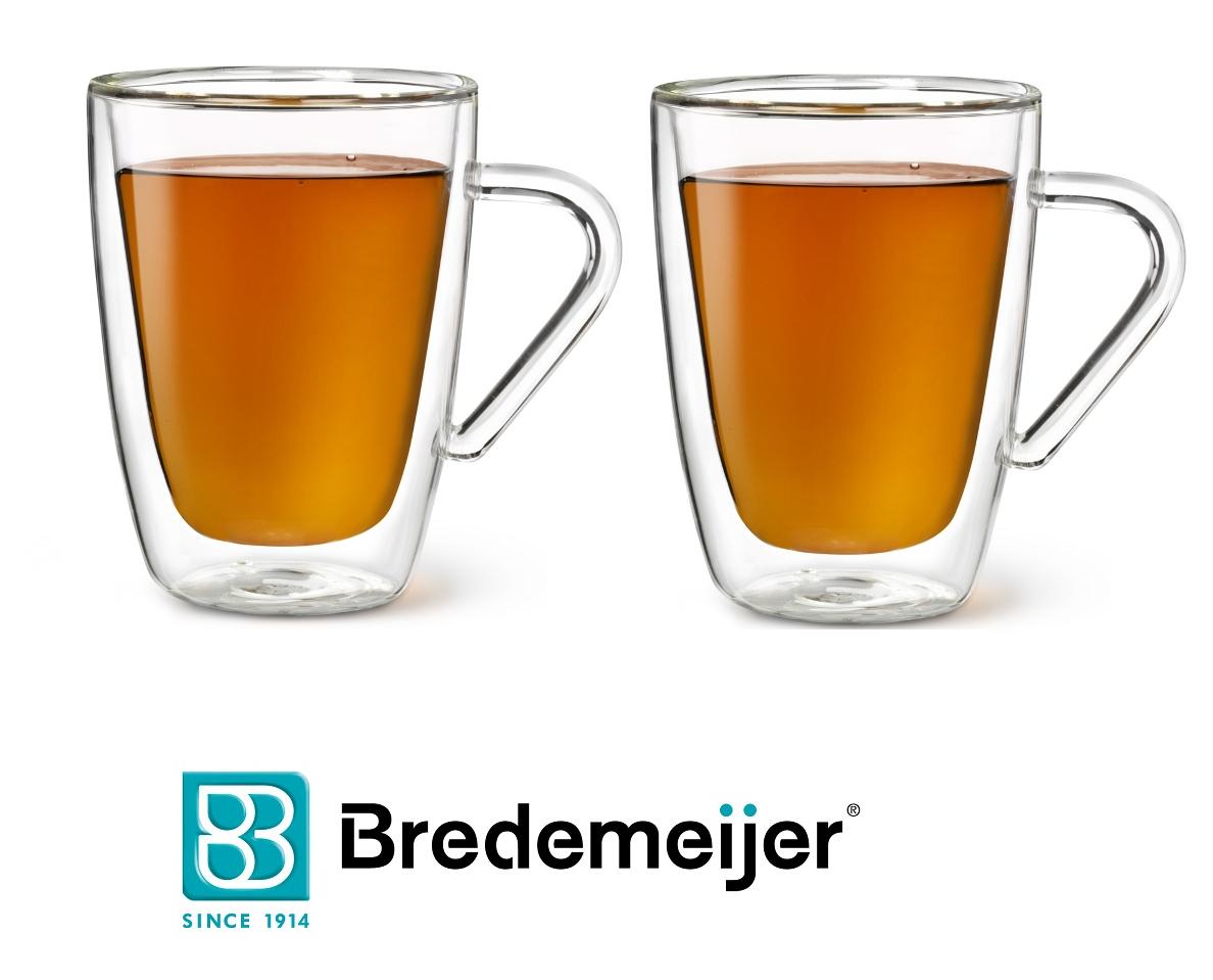 Hrnek na čaj 2ks, 320ml - Bredemeijer