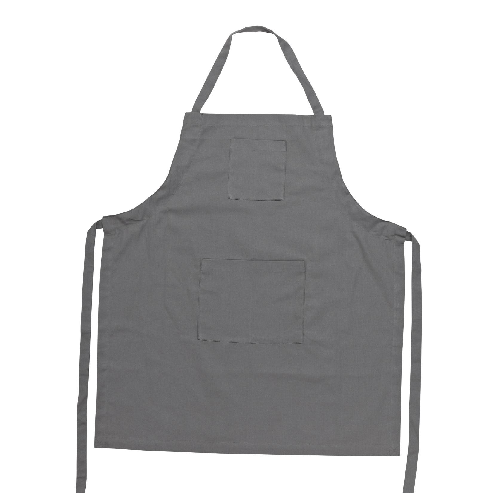 Kuchyňská Zástěra, šedá, Confetti - Zone Denmark