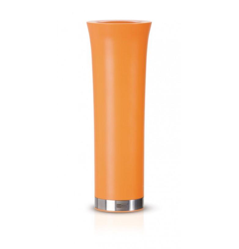 Gravitační mlýnek na pepř a sůl oranžový - AdHoc