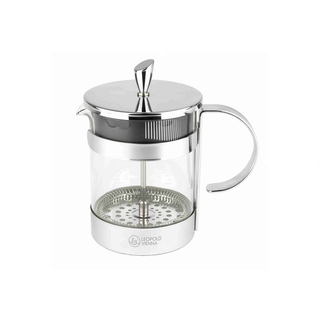 French Press 0,6L Luxe - Leopold Vienna