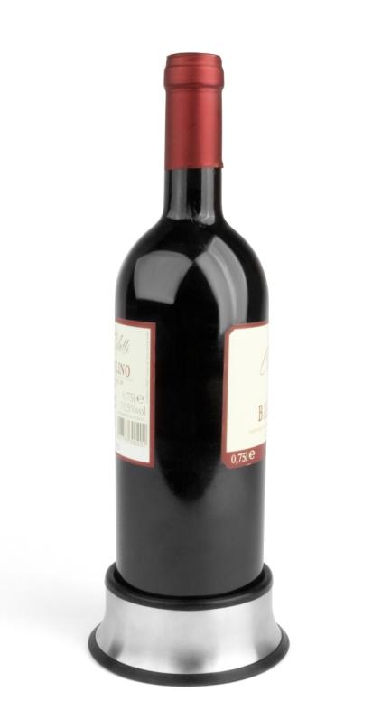 Stojan na láhev vína Coaster Black Edition - Leopold Vienna