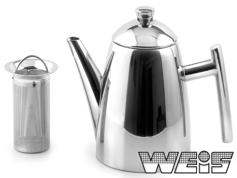 Čajová konvice s filtrem 1500 ml - Weis