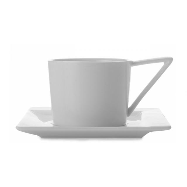 Šálek s podšálkem na cappuccino 200 ml, ZIIZ - Maxwell&Williams