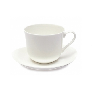 Šálek s podšálkem 480 ml, Cashmere Bone China - Maxwell&Williams