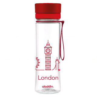 Láhev na vodu 600 ml, London, AVEO - Aladdin