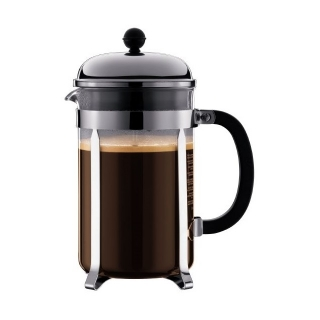 French press 1,5 l, nerez, CHAMBORD - BODUM